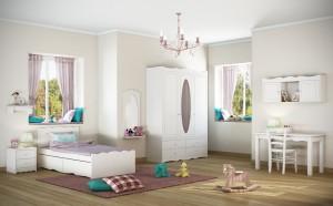 חדרי ילדים ונוער - גזע העץ