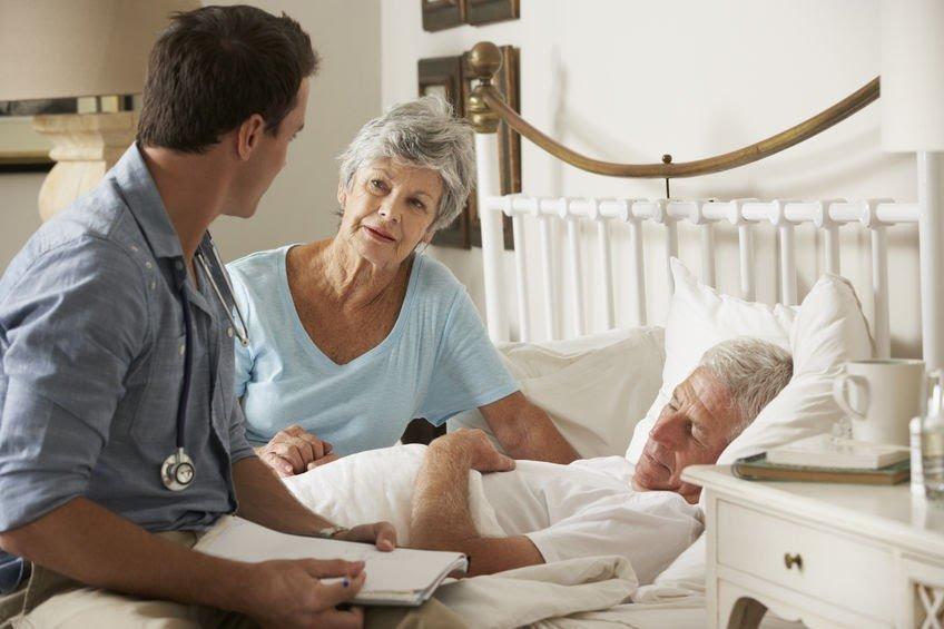 טיפול בחולה סרטן בבית